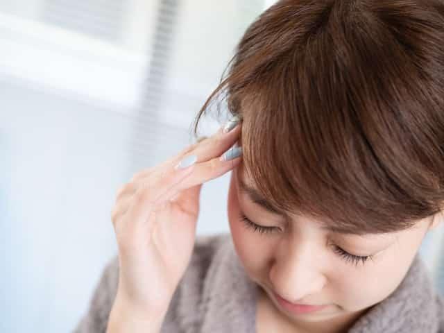 血流悪化やストレスも頭痛の原因になります